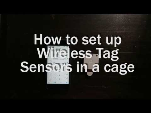 Smart cage sensor