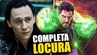 Download ¡LO HACE DE NUEVO! Loki será un dolor de cabeza para Thor en Love and Thunder Video