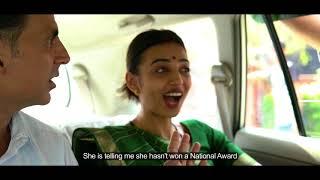 PadMan Confessions 3   Akshay Kumar   Sonam Kapoor   Radhika Apte