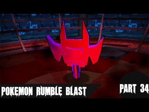 Pokémon Rumble Blast - World Axle Deepest Level (Finale)