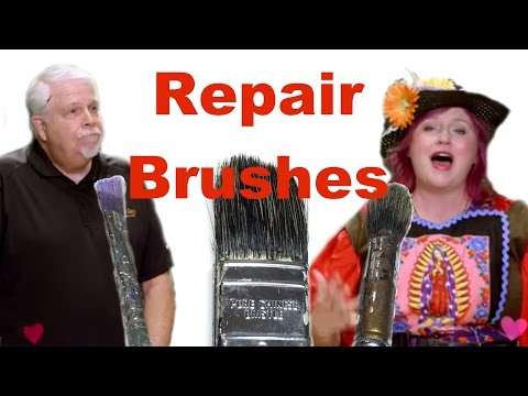 3 Ways to Repair Damaged Brushes with the Brush Guys