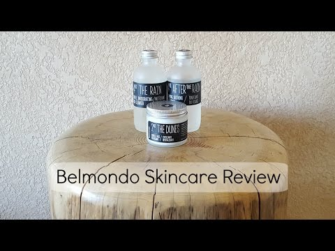 Belmondo Skincare Review ♥ Vegan • Green • All Natural || The Truth About Foxes