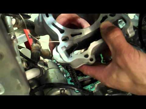 Part 4: Installing Athena 290 Big Bore Kit- Yamaha WR/ YZ 250