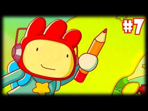 Scribblenauts Unlimited - The Perfect Date! [100% Completition]