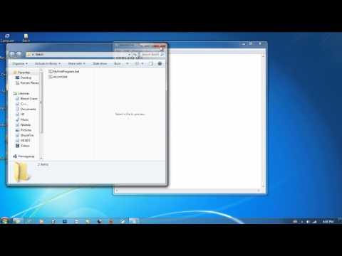 Batch Scripting - 2 - Start and Color Commands