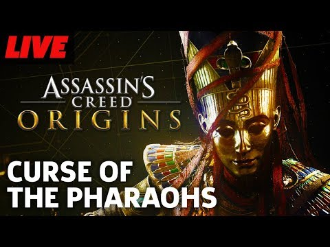 First Hour of Assassin's Creed Origins Curse of the Pharaohs DLC