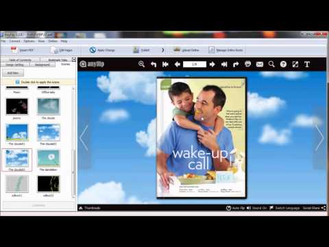 Anyflip  Free PDF to Flipbook WordPress Software to Create Flipbook Plugin to Embed on Site