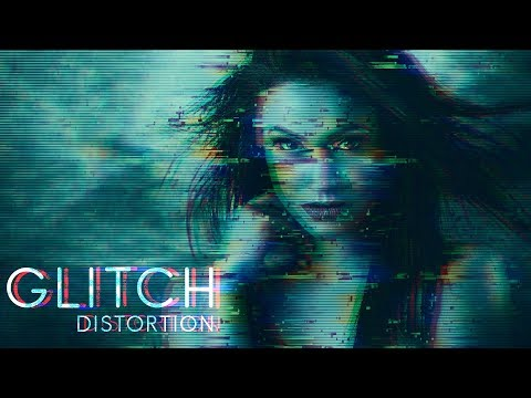 How to Create Glitch Distortion Effect in Photoshop - Change Any Photo into Glitchy Poster