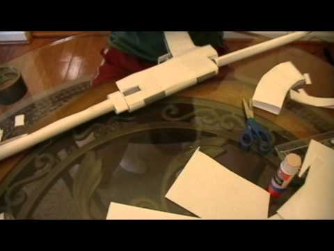 how to make a paper M4 part 2 of 4