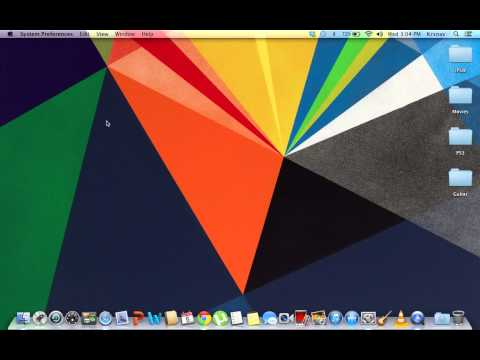 How To Make Dock Icons Bigger On Mac