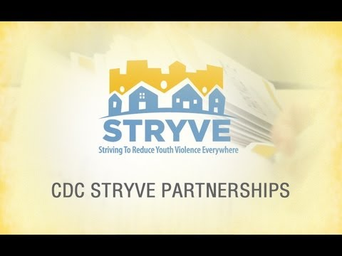 CDC STRYVE Partnerships
