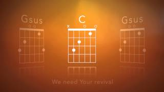 The King Is Among Us | Official Chord Chart with Lyrics | Elevation Worship