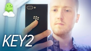 BlackBerry KEY2 hands-on: The keyboard flagship for 2018!
