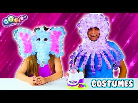 AMAZING DIY Oonies Costume Ideas! | Official Oonies