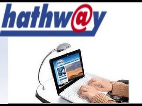 HOW TO CHANGE HATHWAY WIFI PASSWORD (TECHNICOLOR)