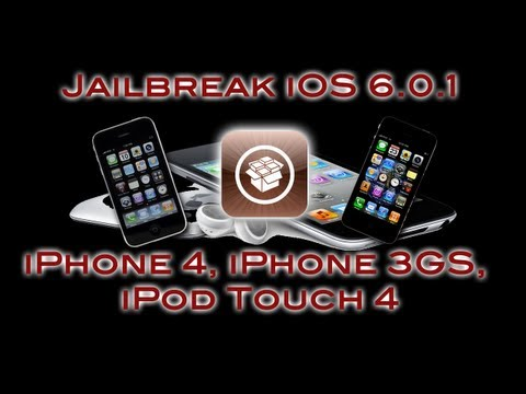 NEW Jailbreak iOS 6.0.1!! (Semi) Untethered | iPhone 4, iPhone 3GS, iPod Touch 4