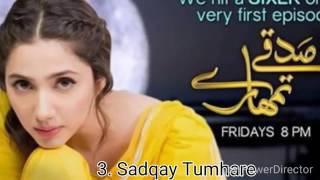Top 10 Pakistani Dramas 2015