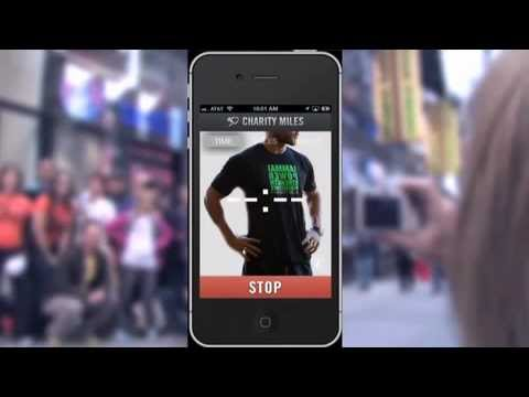 Charity Milers take Manhattan with Charity Miles App