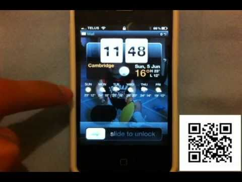 LockInfo Cydia App for Apple iPhone Allows User To Customize Like Android