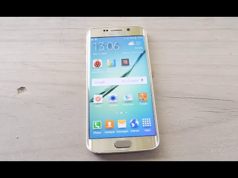 Samsung Galaxy S6 Edge Benchmark Tests, Storage and Battery Questions