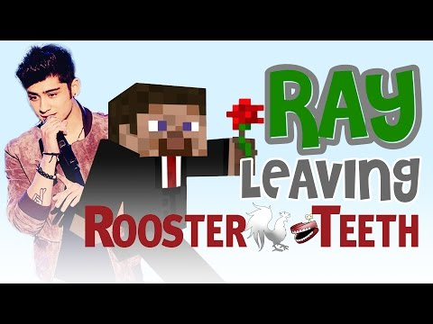 Ray Narvaez Jr. is Leaving Rooster Teeth - The Know