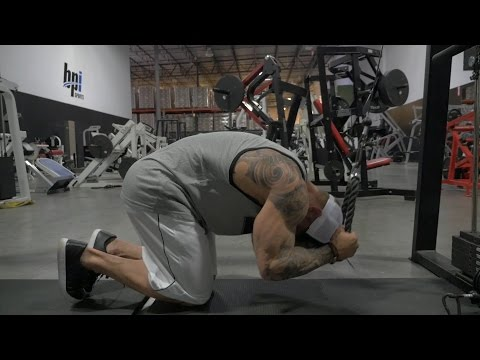 How To Build Obliques & Serratus  |  Chiseling a Ripped Midsection  |  Advanced Training #23