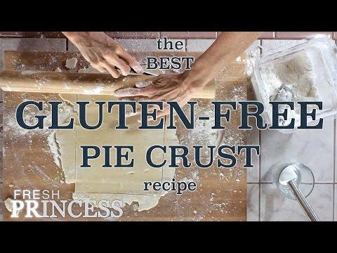 Perfect GLUTEN-FREE Pie Crust  |  Fresh P