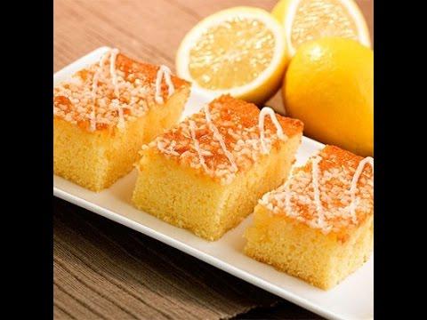 best lemon drizzle cake   How to make lemon drizzle cake