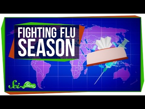 The Best Way to Fight the Flu
