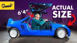 """Why I love this TINY Japanese Fake """"Super Car"""""""