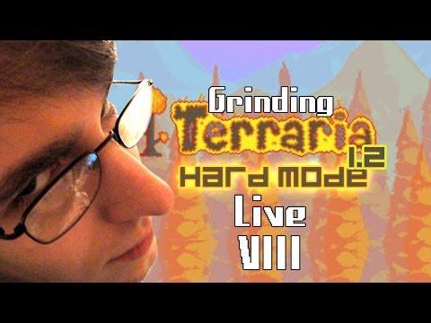 RockLeeSmile Live! - Terraria Grinding (Part 8)