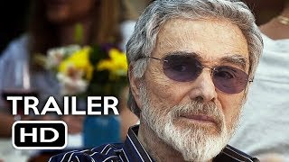 The Last Movie Star Official Trailer #1 (2018) Burt Reynolds, Ariel Winter Drama Movie HD