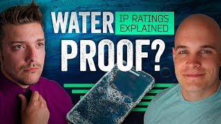 "Your ""Waterproof"" Phone ... Isn"