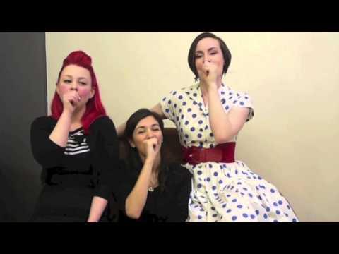 Christmas Island (Andrews Sisters cover) - Nat Johnson, Katherine Jackson & Hannah Browne