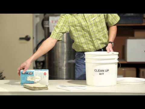 How to Clean-Up a Dead Mouse in a Trap