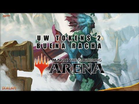Magic Arena beta WU tokens 2