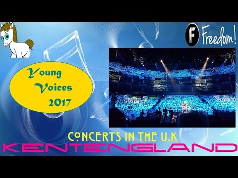 Young Voices @ The O2