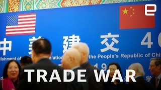 China vs USA: How the trade war and tariffs are affecting CES
