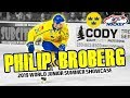 Philip Broberg Shift By Shift 7312019 Sweden Vs USA WJSS Beer League Heroes