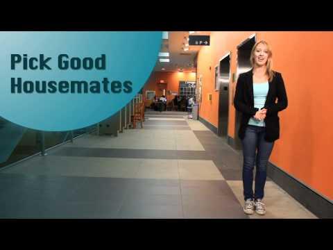 Picking Good Housemates! - Municipal Affairs Commission Housing Videos