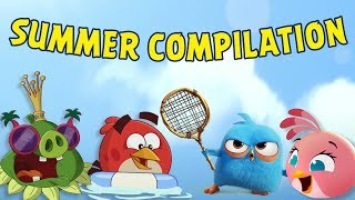 Angry Birds Stella Compilation   Season 2 All Episodes