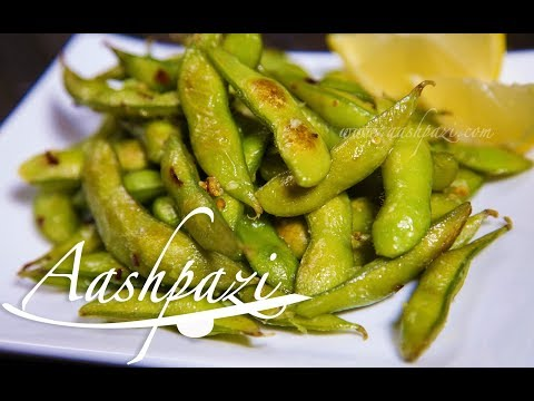 Edamame (Simple & Easy) Recipe 4K