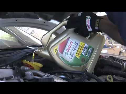 Supreme Lube Mobile Oil Change.mov