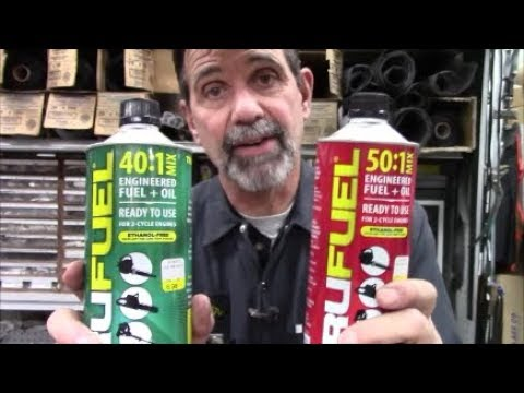 2-stroke cycle gas oil fuel mixture - fix tools, engine - best operation trick