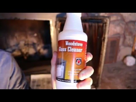 Meeco's Woodstove Glass Cleaner Test And Review