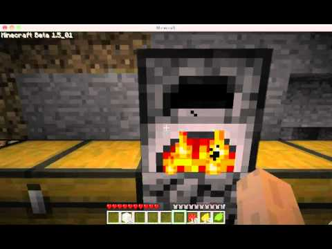 Minecraft Tutorial- How to Make and Use Dyes