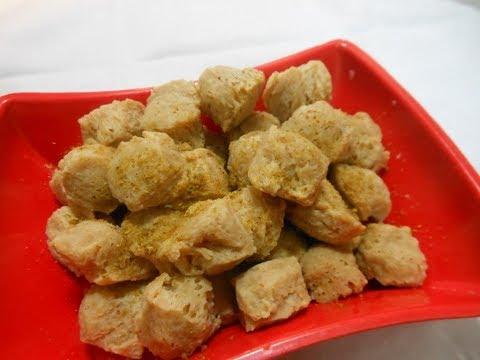 5 मिनट में सोया बडी (सोया चंक्स) बनाने की आसान विधि   Soya Chunks- high protein meals   سویا بگڈی