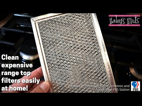 Haley's Hints: How to Clean Your Ranger Filter