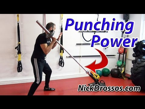Develop Great Punching Power