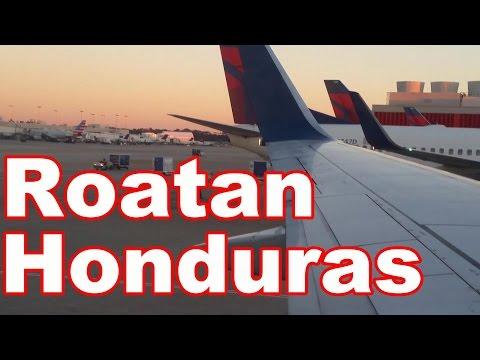 Going to Roatan Honduras